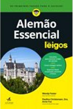 Alemão Essencial Para Leigos -  pdf epub