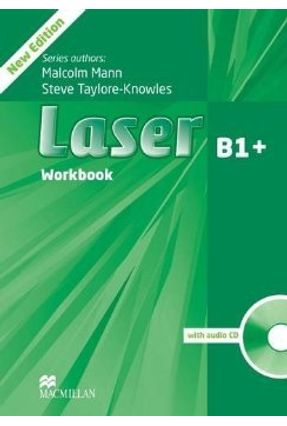Laser B1+ Workbook With Audio CD - No Key - 3 Ed. - Macmillan | Nisrs.org