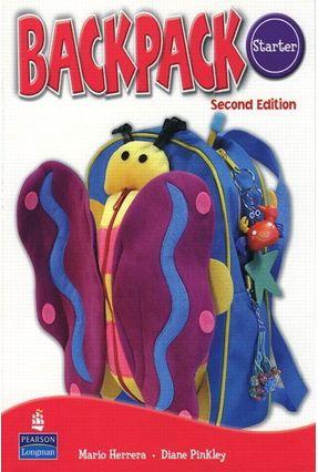 Backpack Starter - Student Book - 2nd Ed. - Herrera,Mario-pinkley, Diane pdf epub