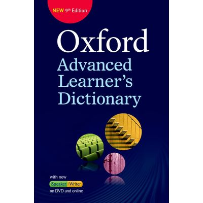 Oxford Advanced Learner Dictionary House - Paperback+DVD-ROM W/ Online Access Pack - Ninth Edition