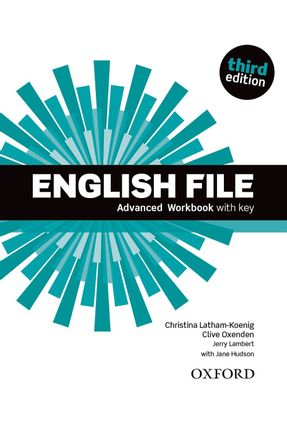 English File - Advanced - Workbook With Key - Third Edition - Oxford pdf epub