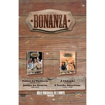 Bonanza - 2 DVDs - DVD4