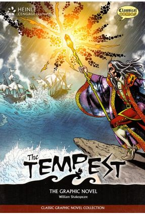 The Tempest - Classical Comics - Shakespeare,William | Tagrny.org