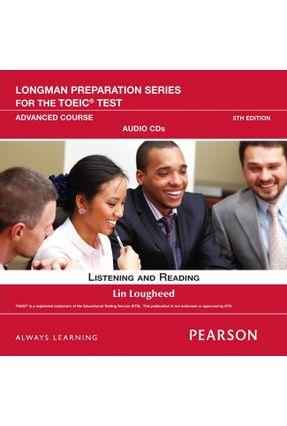 L Preparation Series For The Toeic Adv A Adv Audio Cd - Editora Pearson | Nisrs.org