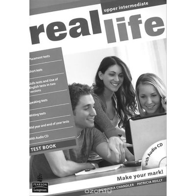 Real Life Upper Int Tst Bk W/ Aud Cd 1E Upper Int Tst Bk W/ Aud Cd 1E