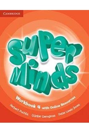 SUPER MINDS BRITISH 4 WB WITH ONLINE RESOURCES - Herbert Puchta Herbert Puchta pdf epub