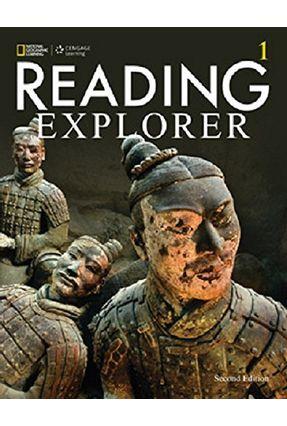Reading Explorer 1 - 2Nd - Student Book With Online Workbook - Nancy Douglas and David Bohlke   Nisrs.org