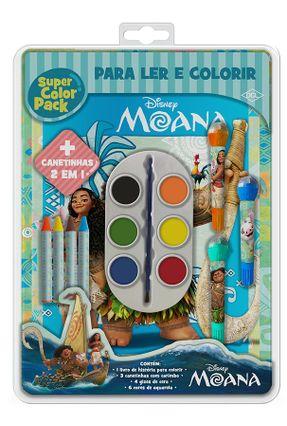 Disney - Super Color Pack - Moana - Disney pdf epub