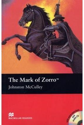 The Mark Of Zorro - Audio CD Included - Macmillan Readers - Macmillan | Nisrs.org