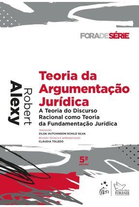 Teoria Da Argumentação Jurídica - Alexy,Robert pdf epub