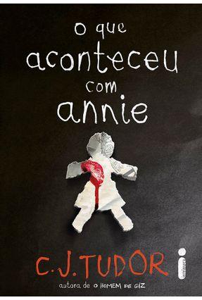 O Que Aconteceu Com Annie - Tudor,C. J.   Hoshan.org
