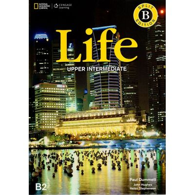 Life - Bre Upper Intermediate Split - Edition B