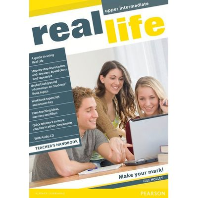 Real Life Upper Int Teacher's Book 1e