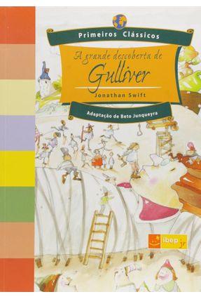 A Grande Descoberta de Gulliver - Beto Junqu | Hoshan.org