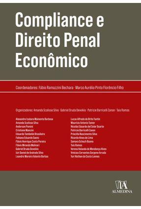 Compliance E Direito Penal Econômico - Fábio Ramazzini Bechara Marco Aurélio Pinto Florêncio Filho pdf epub