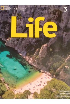 Life - Ame - 3 - Student Book With Cd-Rom - Paul Dummett Hughes,John Helen Stephenson | Hoshan.org