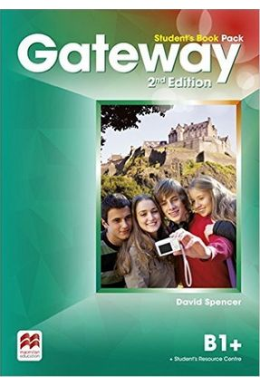 Gateway B1+ - Students Books With Workbook - Spence,Dave | Tagrny.org