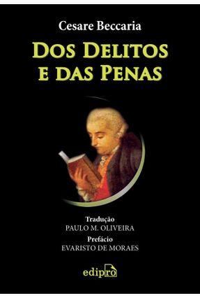Dos Delitos e Das Penas - 2ª Ed. 2015 - Beccaria,Cesare | Hoshan.org