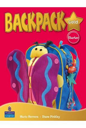 Backpack Gold - Student's Book - Starter - Herrera | Tagrny.org