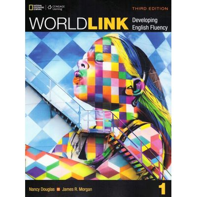 World Link 3Rd Edition Book 1 - Student Book With My World Link Online