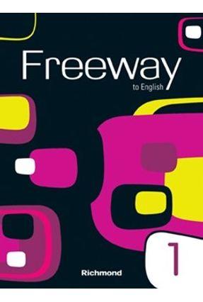 Freeway To English 1 - Student's Book + Cd-rom - Editora Moderna | Nisrs.org