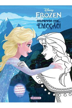 Disney Frozen - Colorindo Com Emoção! - Disney pdf epub