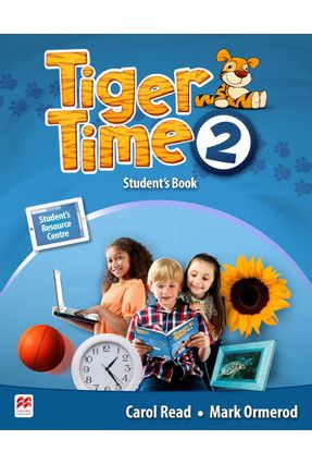 Tiger Time Student's Book With Ebook Pack-2 - Ormerod,Mark Read,Carol pdf epub