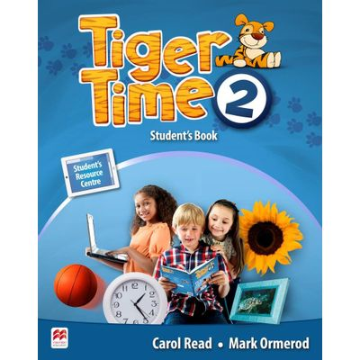 Tiger Time Student's Book With Ebook Pack-2