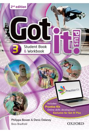 Got It Plus - Level 3 - Student Pack - Second Edition - Oxford | Tagrny.org