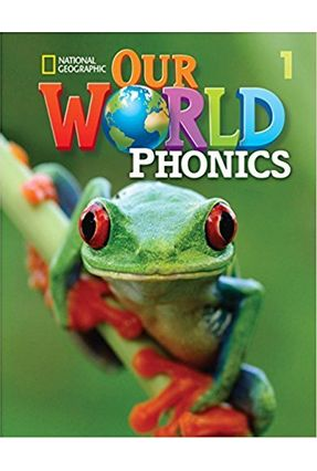 Our World 1 - Phonics With Audio CD - Pinkley,Diane Pinkley,Diane   Hoshan.org
