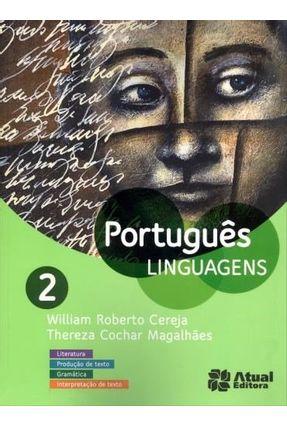 Usado - Português Linguagens - Vol. 2 - 8ª Ed. 2012