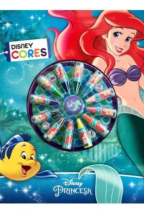 Cores - A Pequena Sereia - Disney | Hoshan.org