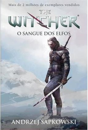 O Sangue Dos Elfos - The Witcher - Vol.3 - Capa Game - Sapkowski,Andrzej | Tagrny.org