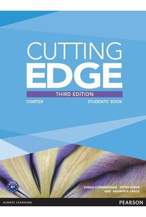 Cutting Edge Starter - Students' Book And DVD Pack - 3Rd Edition - Crace,Araminta Cunningham,Sarah Moor,Peter | Nisrs.org