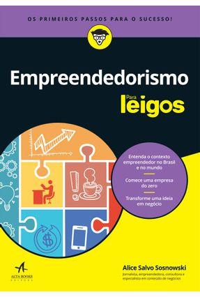 Empreendedorismo Para Leigos - Sosnowski,Alice Salvo pdf epub