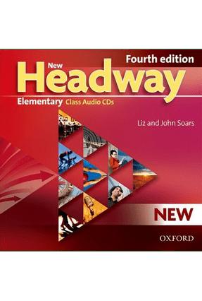 New Headway Elementary - Audio Class CD - Fourth Edition - Soars pdf epub