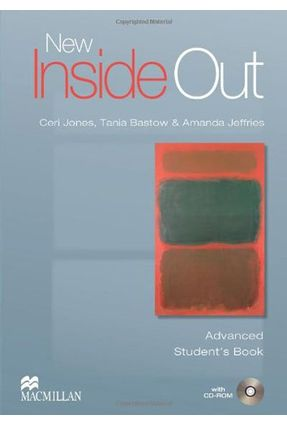 New Inside Out Advanced Workbook With Audio CD - with Key - Macmillan | Nisrs.org