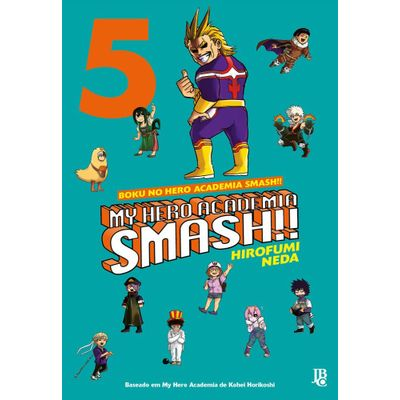 My Hero Academia Smash!! - Vol. 5