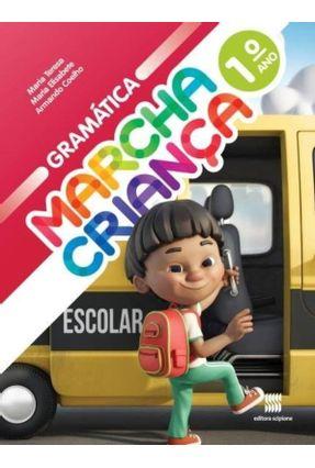 Marcha Criança - Gramática - 1º Ano - Maria Elisabete pdf epub