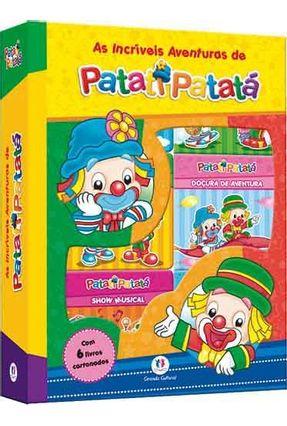As Incríveis Aventuras de Patati Patatá - Com 6 Livros Cartonados - Editora Ciranda Cultural | Nisrs.org