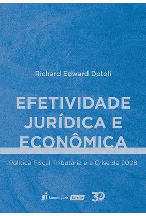 Efetividade Jurídica E Econômica