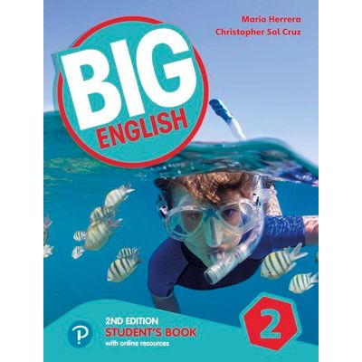 Big English 2 Student Book With Online Resources