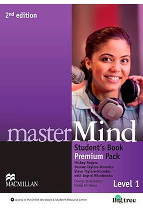 Mastermind - Student's Book With Webcode + Dvd Premium - Level 1 - 2Nd Edition - Joanne Taylore-Knowles Mickey Rogers Steve Taylore-Knowles | Hoshan.org