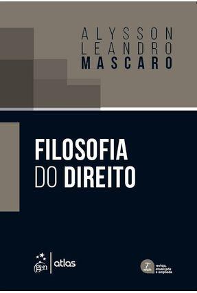 Filosofia Do Direito - Mascaro,Alysson Leandro   Hoshan.org