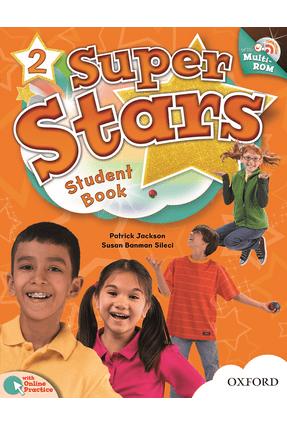 Super Stars 2 - Student´S Book With Multi-Rom - Pack - Editora Oxford Editora Oxford | Nisrs.org
