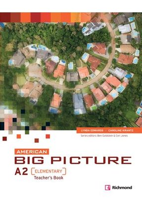 American Big Picture Elementary A2 - Teacher's Book + Audio CD - Goldstein,Ben Jones,Ceri | Nisrs.org
