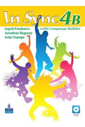 In Sync 4 - Student's Book B With CD-ROM - Freebairn Bygrave,Jonathan pdf epub