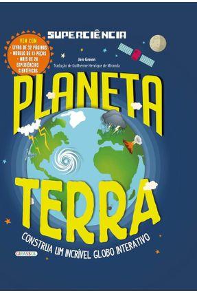 Superciência - Planeta Terra - GREEN ,JEN | Hoshan.org
