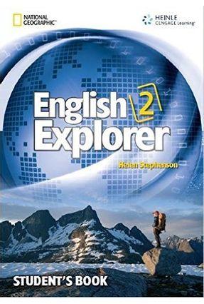 English Explorer 2 - Student Book + Multirom - 1ª Ed. 2011 - Stephenson,Helen Bailey,Jane | Nisrs.org