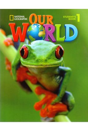 Our World 1 - Student Book With Student CD-ROM - Pinkley,Diane | Hoshan.org